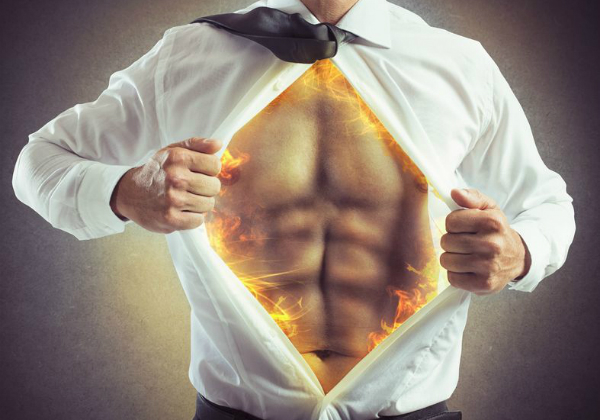 What are your abs doing right now?